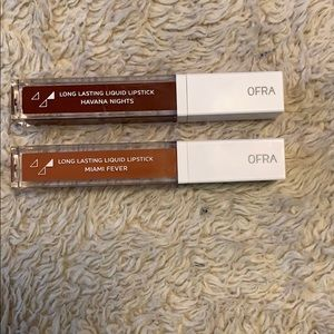 OFRA Liquid Lipsticks